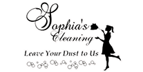 Sophias Cleaning Services Logo